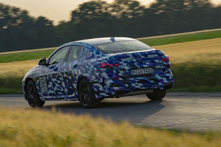 BMW serii 2 Gran Coupé