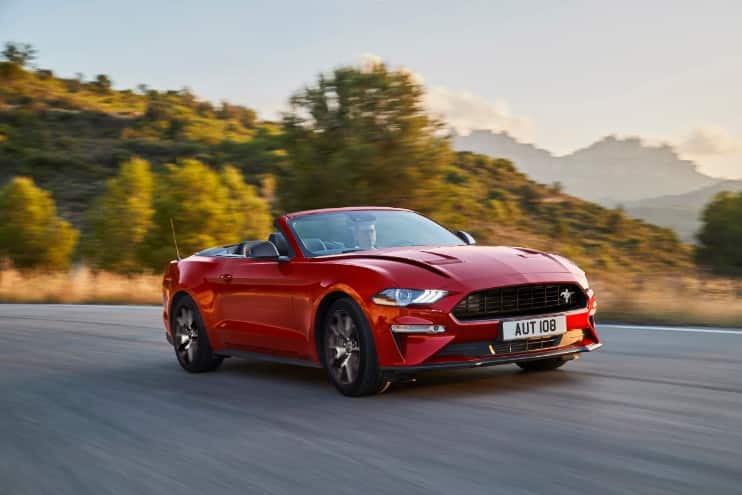Ford Mustang 2019 2,3/ EcoBoost