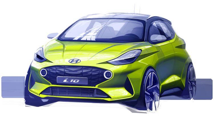 Hyundai i10 Nowej Generacji