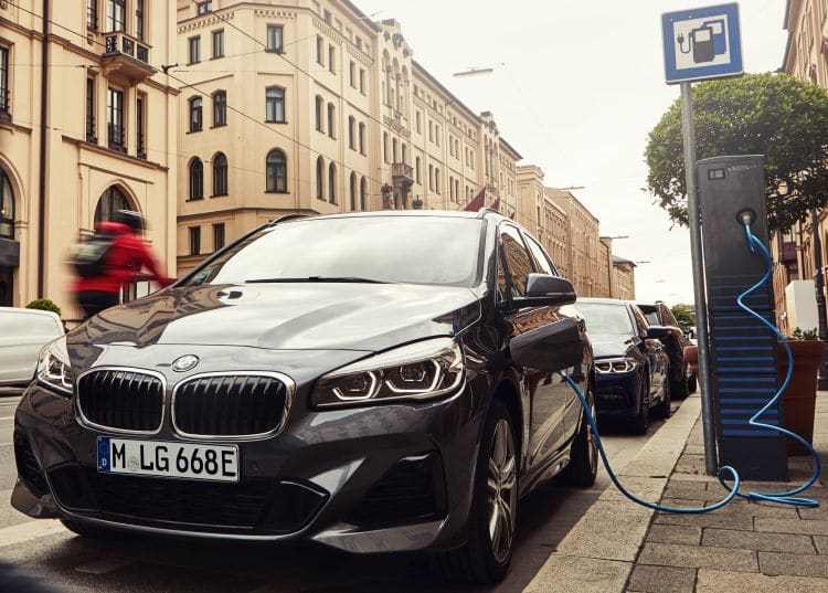 Nowy BMW 225xe Active Tourer