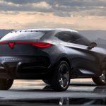 CUPRA Tavascan – koncepcyjny SUV elektryczny