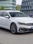 Volkswagen Passat GTE – większy zasięg elektryczny