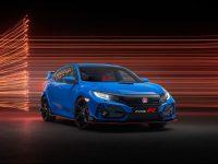 Honda Civic Type R po face-liftingu